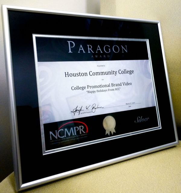 Paragon Award
