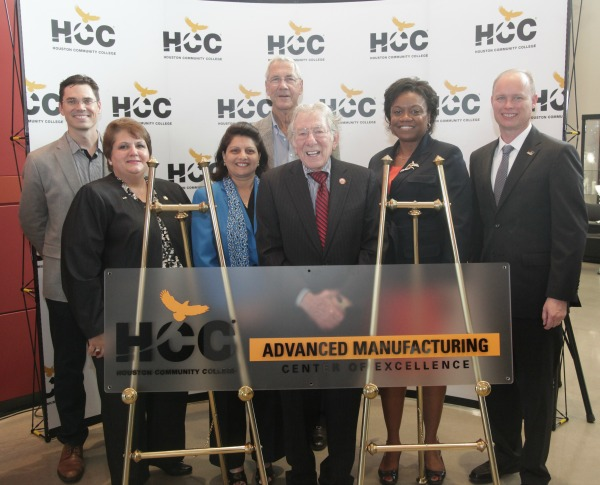 Advanced Manufacturing COE grand opening