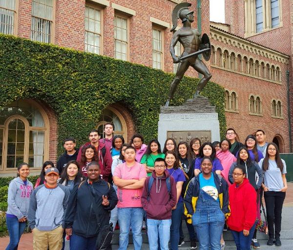 UpwardBound USC