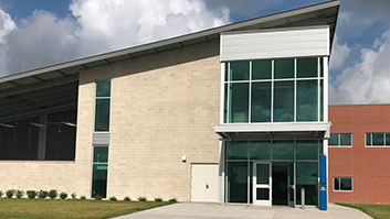South Campus Located In South Houston