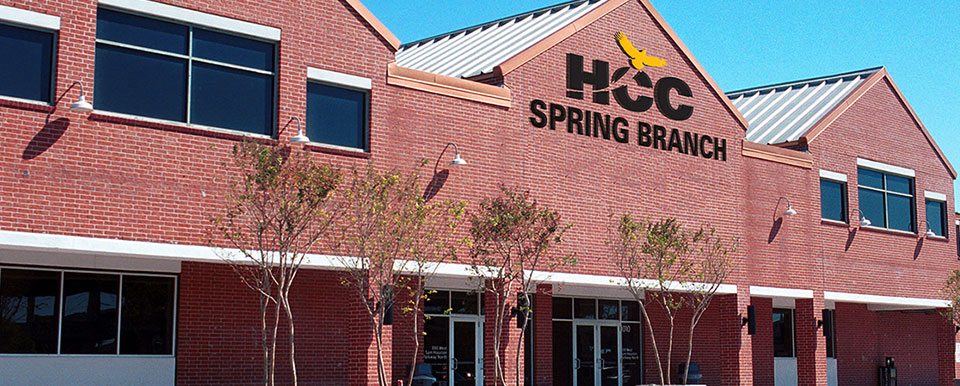 Spring Branch Campus Houston Community College Hcc