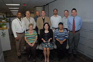 HCC Procurement team wins NEAP Award of Excellence