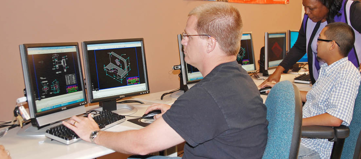 Drafting & Design Engineering Technology